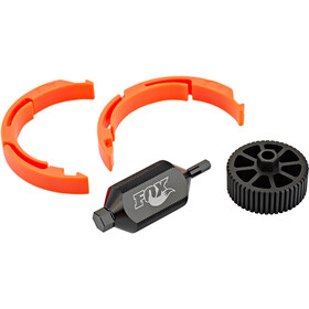 Fox Racing Shox Float X2 F-S K 2Pos AM 0,3 Spacer x2 CM Vaimentimet 200x57mm, orange/grey